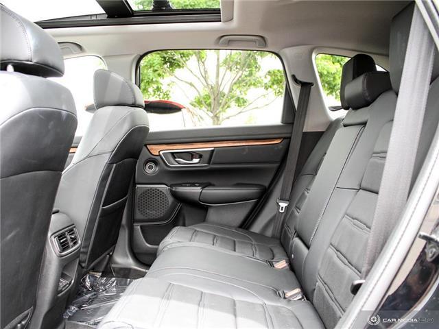 2017 Honda CR-V Touring (Stk: U5735) in Waterloo - Image 16 of 27
