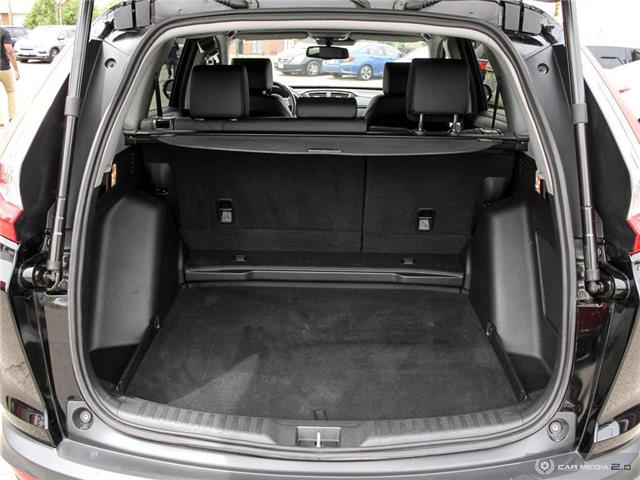 2017 Honda CR-V Touring (Stk: U5735) in Waterloo - Image 25 of 27