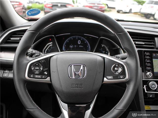 2019 Honda Civic Touring (Stk: U5780) in Waterloo - Image 6 of 27