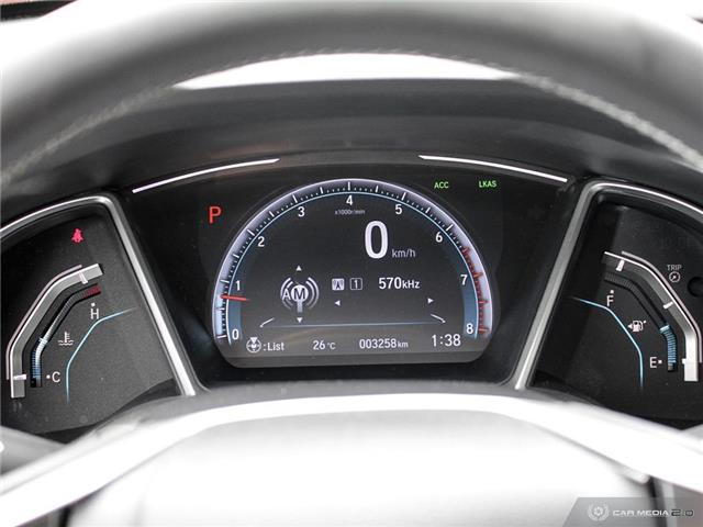 2019 Honda Civic Touring (Stk: U5780) in Waterloo - Image 7 of 27