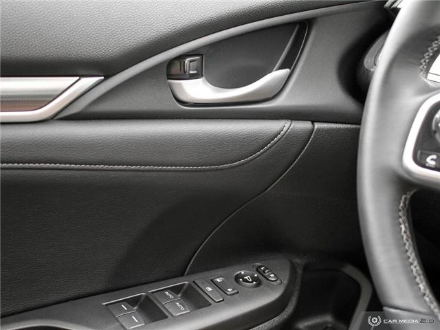 2019 Honda Civic Touring (Stk: U5780) in Waterloo - Image 9 of 27
