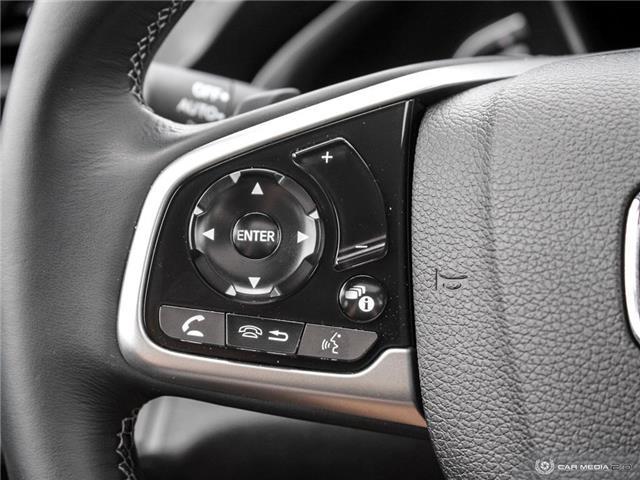 2019 Honda Civic Touring (Stk: U5780) in Waterloo - Image 10 of 27