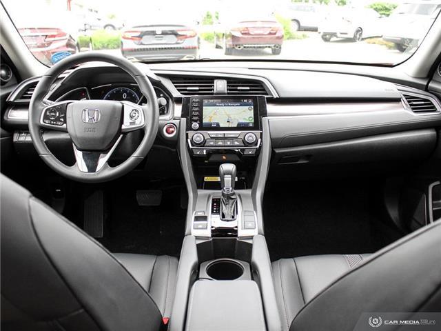 2019 Honda Civic Touring (Stk: U5780) in Waterloo - Image 17 of 27