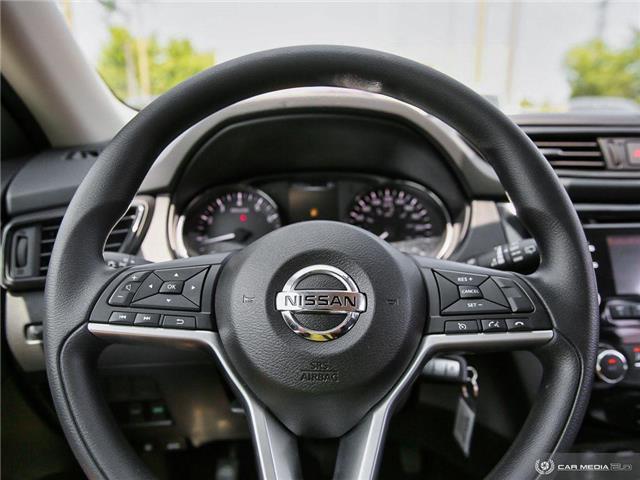 2017 Nissan Rogue S (Stk: U5870) in Waterloo - Image 6 of 27