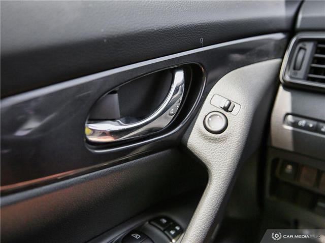 2017 Nissan Rogue S (Stk: U5870) in Waterloo - Image 9 of 27