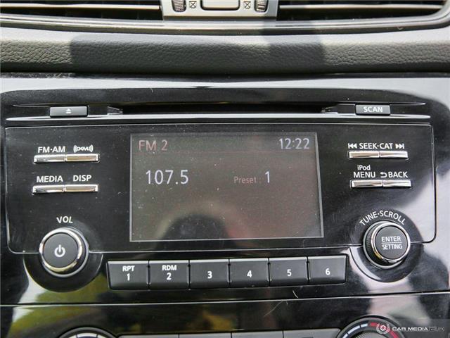 2017 Nissan Rogue S (Stk: U5870) in Waterloo - Image 13 of 27