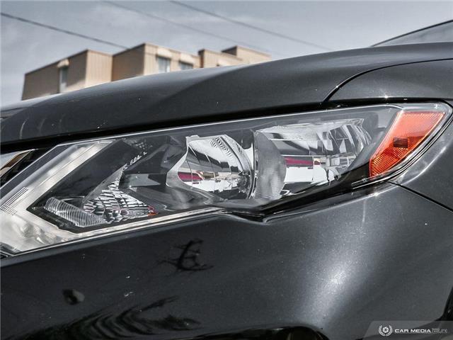 2017 Nissan Rogue S (Stk: U5870) in Waterloo - Image 24 of 27