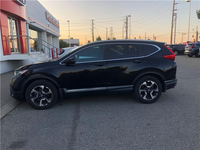 2018 Honda CR-V Touring (Stk: H5941A) in Waterloo - Image 1 of 3