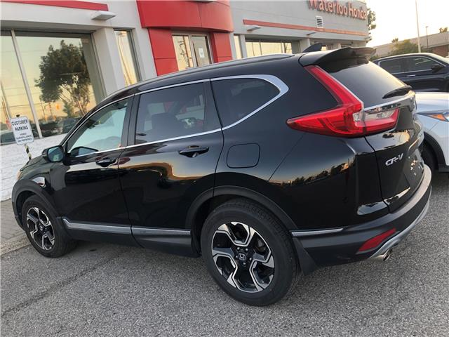 2018 Honda CR-V Touring (Stk: H5941A) in Waterloo - Image 2 of 3