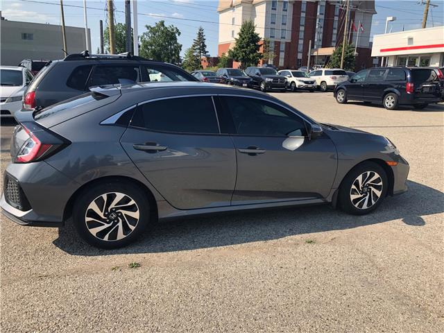 2017 Honda Civic LX (Stk: U5971) in Waterloo - Image 2 of 3