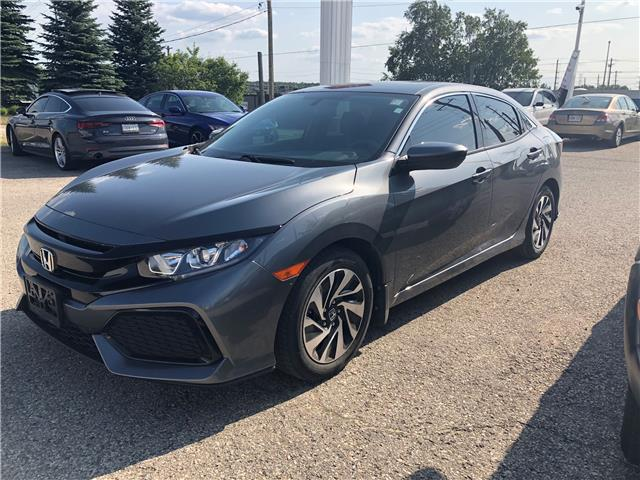 2017 Honda Civic LX (Stk: U5971) in Waterloo - Image 1 of 3