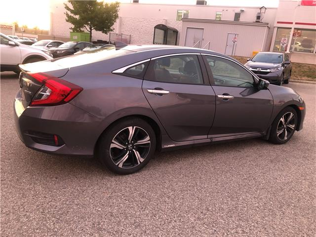 2016 Honda Civic Touring (Stk: H5584A) in Waterloo - Image 2 of 3