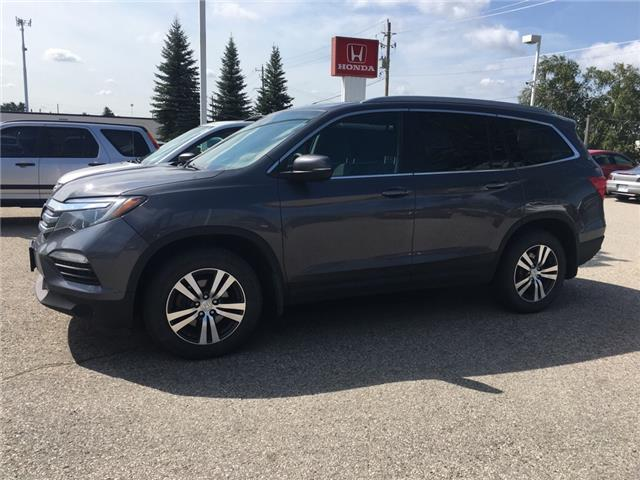 2017 Honda Pilot EX (Stk: H5922A) in Waterloo - Image 2 of 3