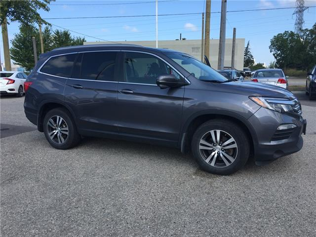 2017 Honda Pilot EX (Stk: H5922A) in Waterloo - Image 1 of 3