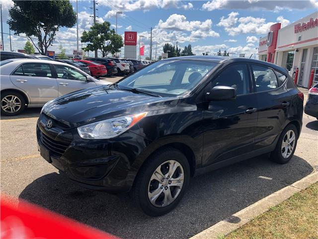 2013 Hyundai Tucson GL (Stk: H5583A) in Waterloo - Image 1 of 3