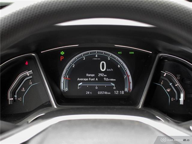 2017 Honda Civic EX (Stk: U5960) in Waterloo - Image 7 of 27