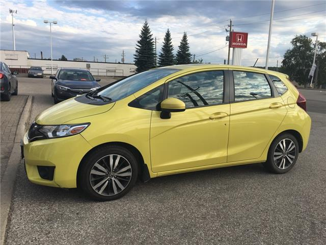 2015 Honda Fit EX (Stk: U6001) in Waterloo - Image 1 of 3