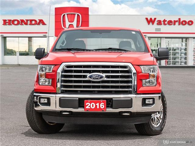 2016 Ford F-150 XLT (Stk: H5515A) in Waterloo - Image 2 of 27