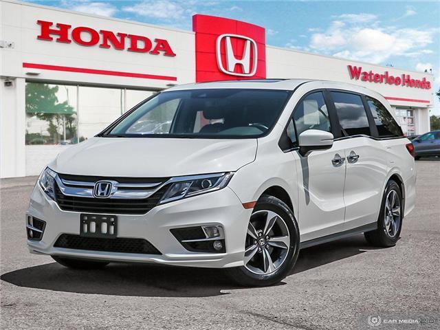 2019 Honda Odyssey EX-L (Stk: H4042) in Waterloo - Image 1 of 27