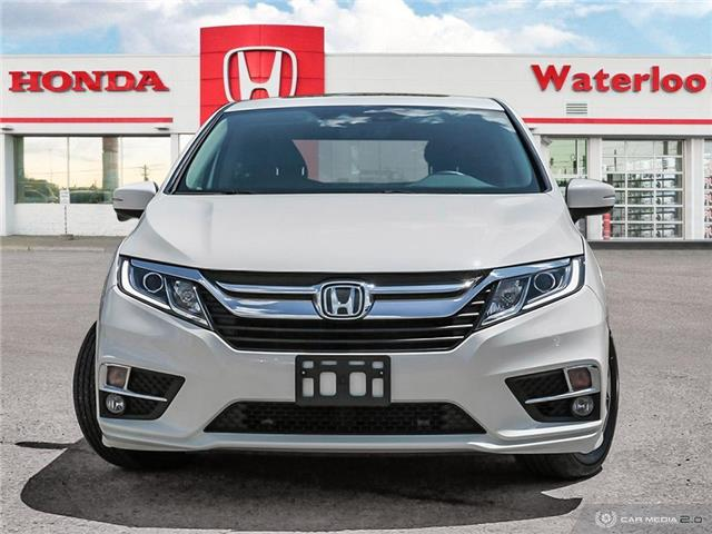2019 Honda Odyssey EX-L (Stk: H4042) in Waterloo - Image 2 of 27