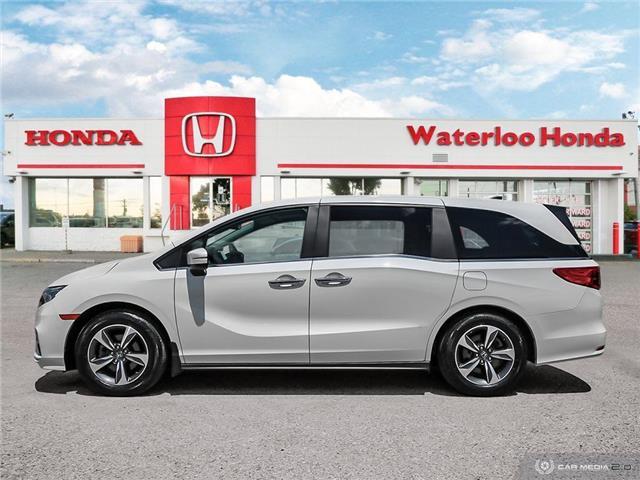 2019 Honda Odyssey EX-L (Stk: H4042) in Waterloo - Image 3 of 27