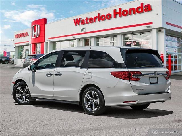 2019 Honda Odyssey EX-L (Stk: H4042) in Waterloo - Image 4 of 27