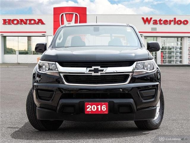 2016 Chevrolet Colorado WT (Stk: H5487A) in Waterloo - Image 2 of 27