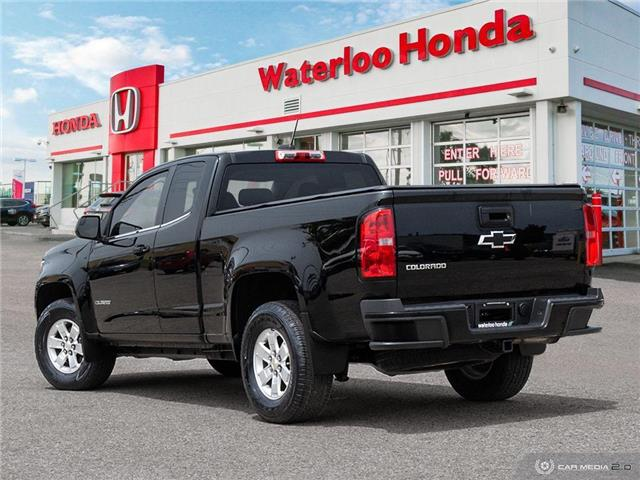2016 Chevrolet Colorado WT (Stk: H5487A) in Waterloo - Image 4 of 27