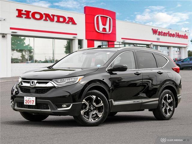 2017 Honda CR-V Touring (Stk: U5735) in Waterloo - Image 1 of 27
