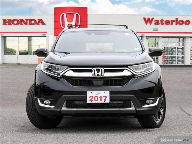 2017 Honda CR-V Touring (Stk: U5735) in Waterloo - Image 2 of 27