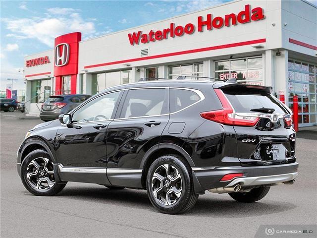 2017 Honda CR-V Touring (Stk: U5735) in Waterloo - Image 4 of 27