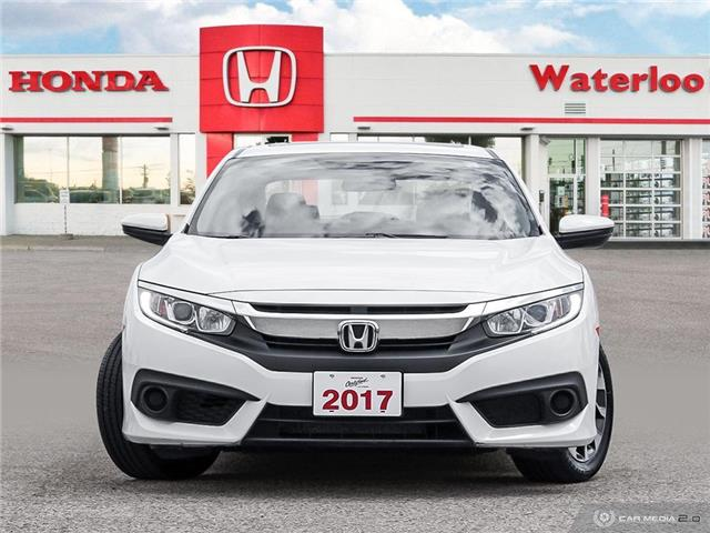 2017 Honda Civic EX (Stk: U5960) in Waterloo - Image 2 of 27
