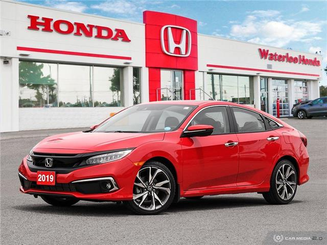2019 Honda Civic Touring (Stk: U5780) in Waterloo - Image 2 of 27