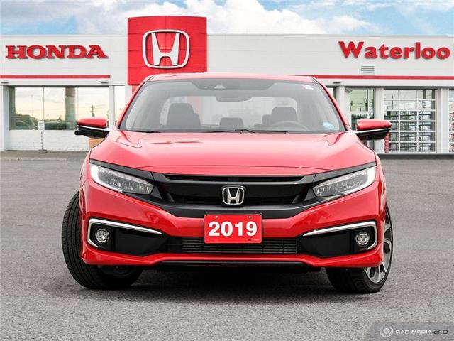 2019 Honda Civic Touring (Stk: U5780) in Waterloo - Image 3 of 27