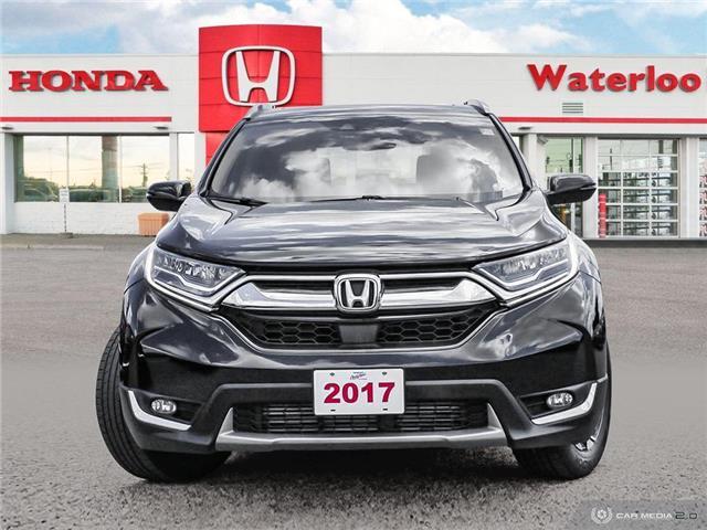2017 Honda CR-V Touring (Stk: U5819) in Waterloo - Image 2 of 26