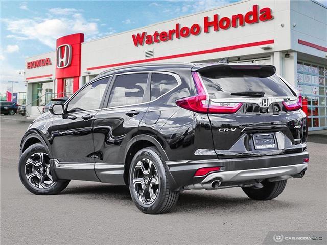 2017 Honda CR-V Touring (Stk: U5819) in Waterloo - Image 4 of 26