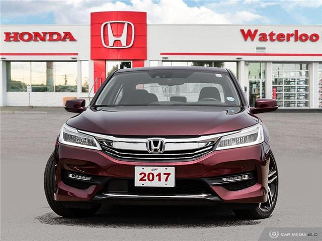 2017 Honda Accord Touring (Stk: H5803A) in Waterloo - Image 2 of 27