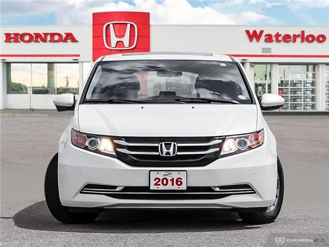 2016 Honda Odyssey EX-L (Stk: U5944) in Waterloo - Image 2 of 27