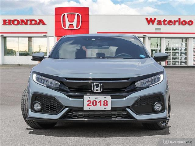 2018 Honda Civic Sport Touring (Stk: U5905) in Waterloo - Image 2 of 27