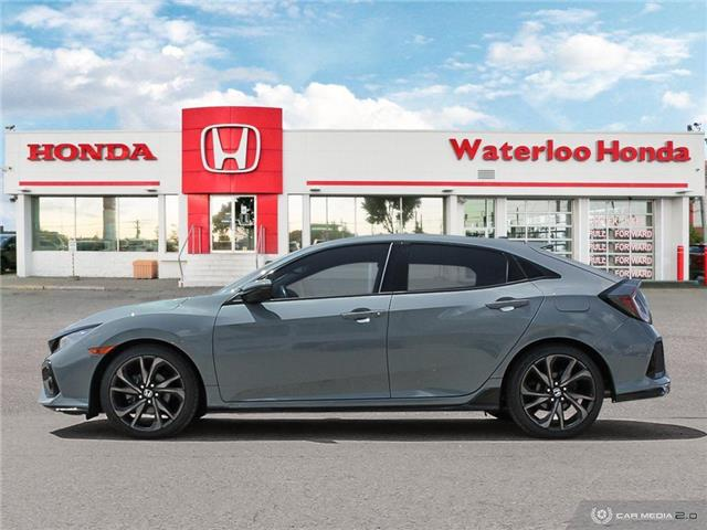 2018 Honda Civic Sport Touring (Stk: U5905) in Waterloo - Image 3 of 27