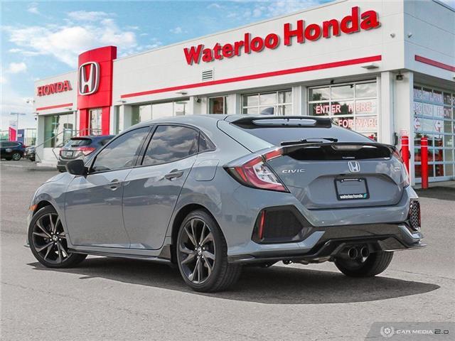 2018 Honda Civic Sport Touring (Stk: U5905) in Waterloo - Image 4 of 27