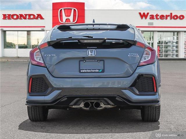 2018 Honda Civic Sport Touring (Stk: U5905) in Waterloo - Image 27 of 27