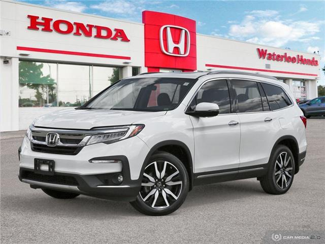 2019 Honda Pilot Touring (Stk: H4797) in Waterloo - Image 1 of 27