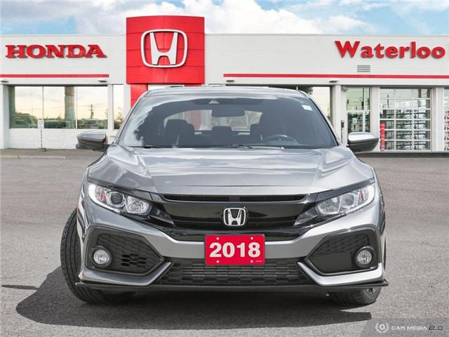 2018 Honda Civic Sport (Stk: H3991) in Waterloo - Image 2 of 27