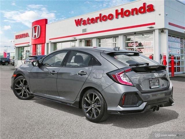 2018 Honda Civic Sport (Stk: H3991) in Waterloo - Image 4 of 27