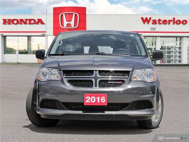 2016 Dodge Grand Caravan SE/SXT (Stk: U5346A) in Waterloo - Image 2 of 27