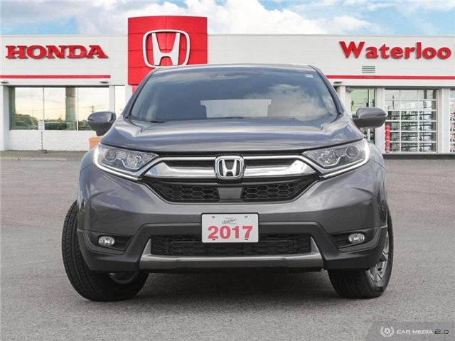 2017 Honda CR-V EX (Stk: H5919A) in Waterloo - Image 2 of 27