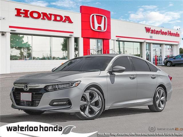 2019 Honda Accord Touring 2.0T (Stk: H5659) in Waterloo - Image 1 of 22
