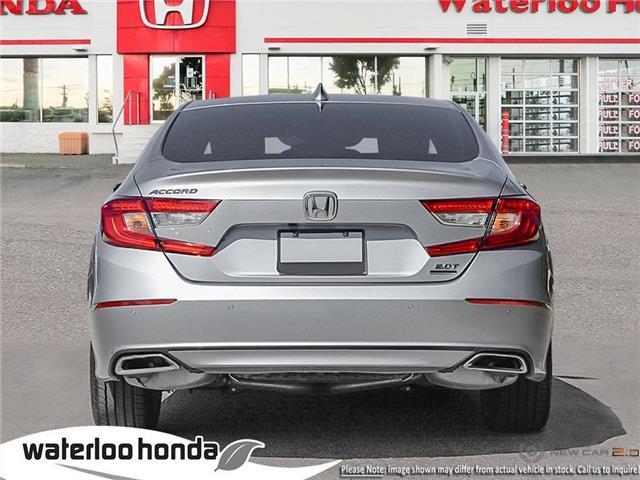 2019 Honda Accord Touring 2.0T (Stk: H5659) in Waterloo - Image 5 of 22