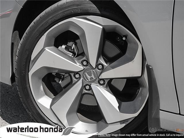 2019 Honda Accord Touring 2.0T (Stk: H5659) in Waterloo - Image 8 of 22